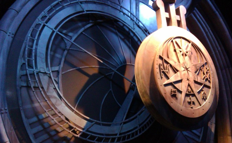 Pendulum of Hogwarts Clock