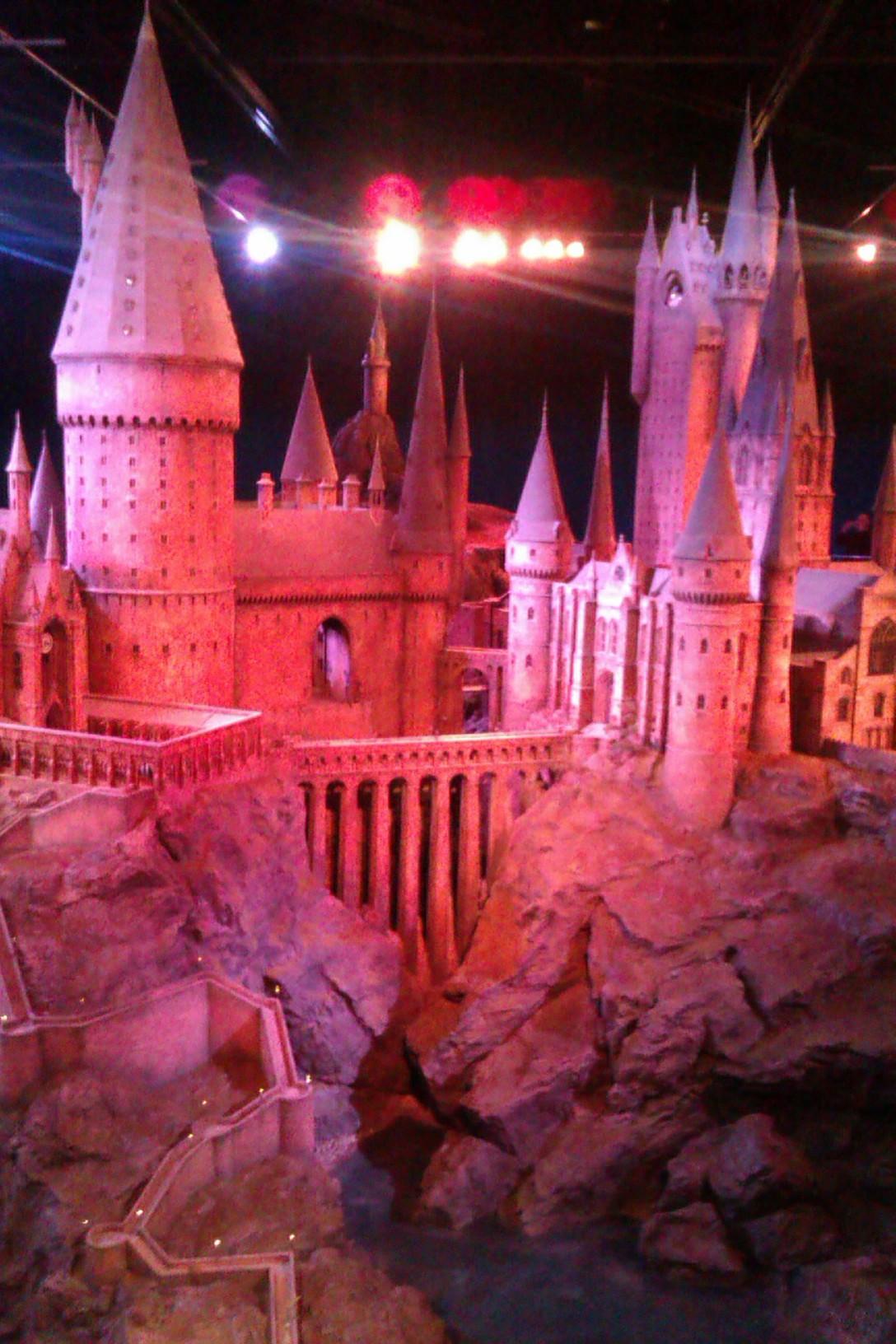 Model of Hogwarts