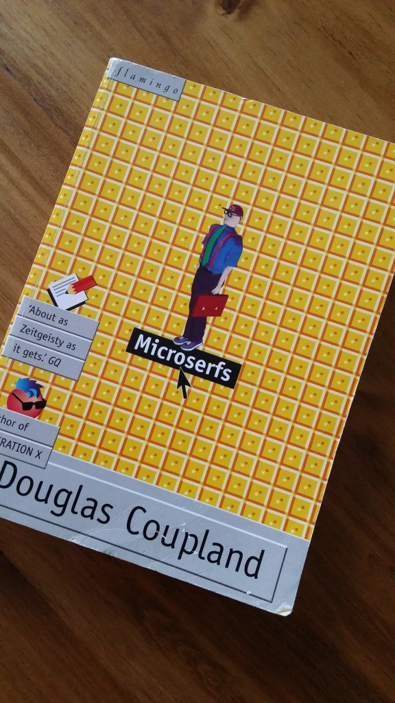 Photo of Microserfs by Douglas Coupland