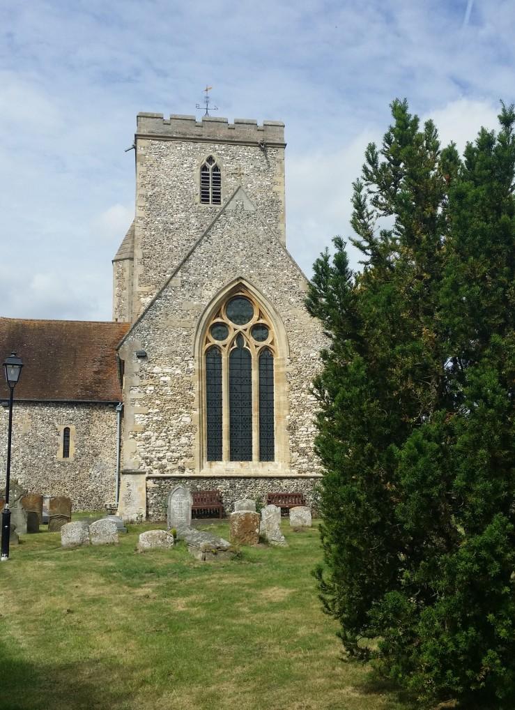 St Mary's Church, Cholsey