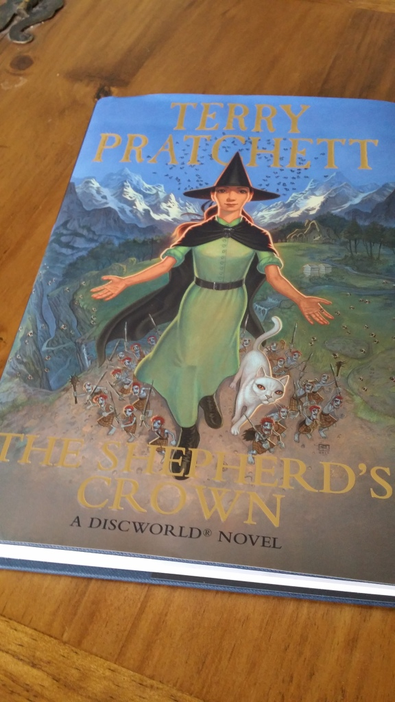 The Sheperd's Crown by Terry Pratchett