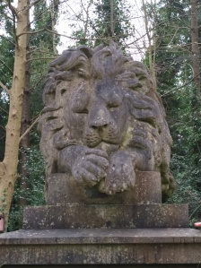 George Wombwell's Lion
