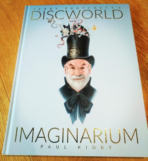 Discworld Imaginarium by Terry Pratchett and Paul Kidby