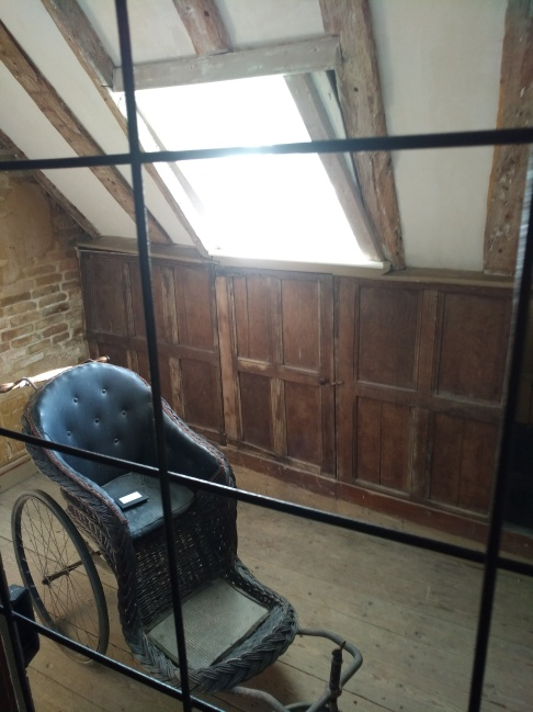 scotney-castle-childs-wheelchair