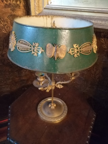 russell-cotes-gallery-ornate-lampshade