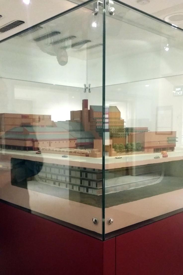 Model of British Museum